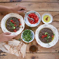 Fava bean stew recipe saveur fava bean stew the recipe for this popular egyptian forumfinder Gallery