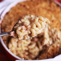 Macaroni and Cheese with Country Ham