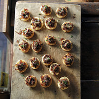 Pissaladières (Onion and Anchovy Tarts)