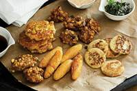 Shane Mitchell's Southern Corn Fritters