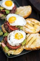 Grilled Lamb Burgers with Red Onion Aïoli
