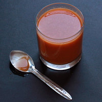 Horchata de Chabacano (Apricot-Rice Drink)