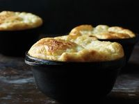Egg and Cheese Soufflé