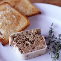 Terrine of Poultry Liver