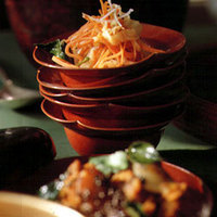 Stir-Fried Cabbage and Carrots