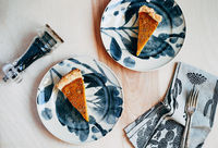 Sweet and Spicy Kabocha Pie