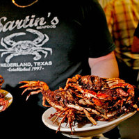 """Sartin's """"Barbecued"""" Crabs"""