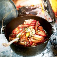 Potted Lobster Stew