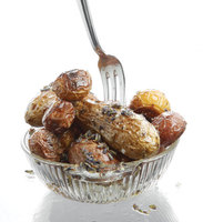 Roasted Potatoes With Lavender