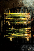 Kao Xiang Cong (Grilled Scallion Skewers)
