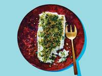 Panko and Herb-Crusted Cod Fillets