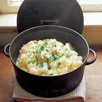 Sister Mildred's Creamed Potatoes
