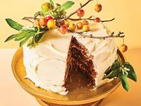 Teff Carrot Cake with Cream Cheese Frosting