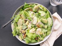 Heart of Palm and Avocado Salad