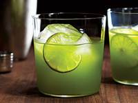 Green Gin Cocktail