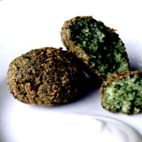 Fried Fava Bean Patties