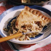 East End Clam Pie