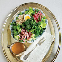 Chef's Salad with American French Dressing