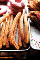 Churros (Mexican Fritters)