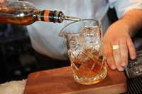 Rye Whiskey Simple Syrup
