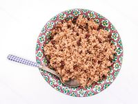Coconut Rice and Red Beans