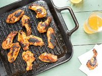 Calabrian Chicken Wings