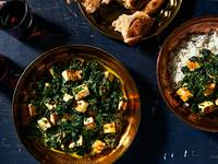 Saag Paneer Is the Luscious Indian Comfort Food You Need
