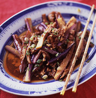 The Joy Luck Club: Eggplant in Garlic Sauce