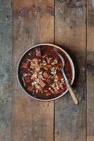 Smoked Turkey and Andouille Gumbo