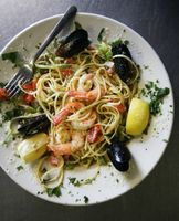 Figaretti's 'Godfather II' Linguine