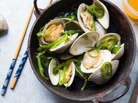 Korean Spicy Clam Soup (Jogaetang)