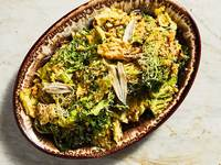 This Grilled-Cabbage Caesar Salad Is Even Better Than the Original