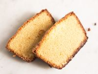 Almond–Lemon Cake