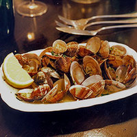 True Clams in Ginger Sauce