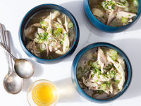 Strongbow Inn's Turkey Noodle Soup
