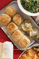 Honey and Herb Biscuits