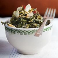 Slow-Cooked Broccoli Rabe (Cime di Rapa Fritte)