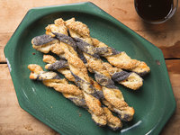 Danish Seeded Pastry Twists (Frøsnappers)