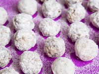 Date Ball Cookies