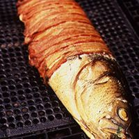 Grilled Bluefish