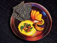 Fermented Squash, Sweet Potato, and Sesame Dip