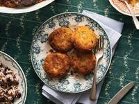 Griddled Fish Cakes