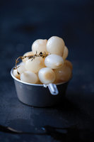 Vermouth-Spiked Cocktail Onions