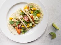 Summer Lobster Tacos
