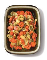 Cumin-Roasted Carrots and Parsnips