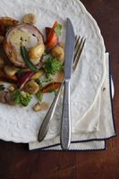 Stuffed Rabbit with Cabbage (Nose-to-tail Rabbit)