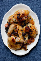 Apricot and Currant Chicken