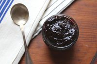 Blueberry Chipotle Ketchup