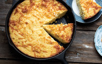 Lee Bailey's Sour Cream Cornbread