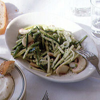 Marinated Zucchini and Green Bean Salad